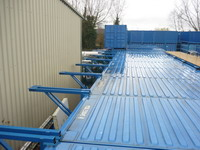 Shipping Container out rigger Kits 4